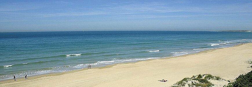 [Translate to Alemán:] Playa de la Barrosa