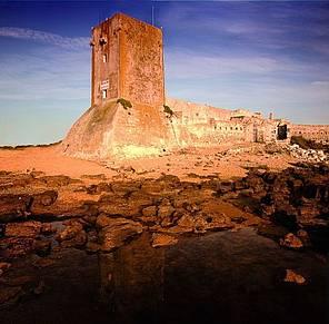 Torre del Castillo de Sancti Petri