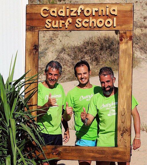 Cadizfornia Surf School