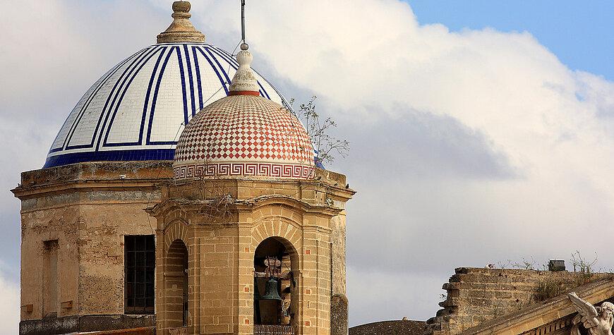 Cúpula Iglesia San Juan Bautista