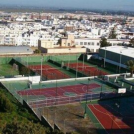 "Polideportivo Municipal ""Santa Ana"""