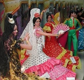 Muñecas de la Fábrica Museo Muñecas Marín