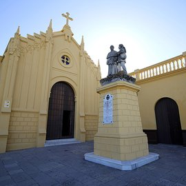 Vista Iglesia San Sebastián