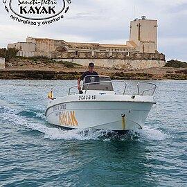 Sancti Petri Kayak