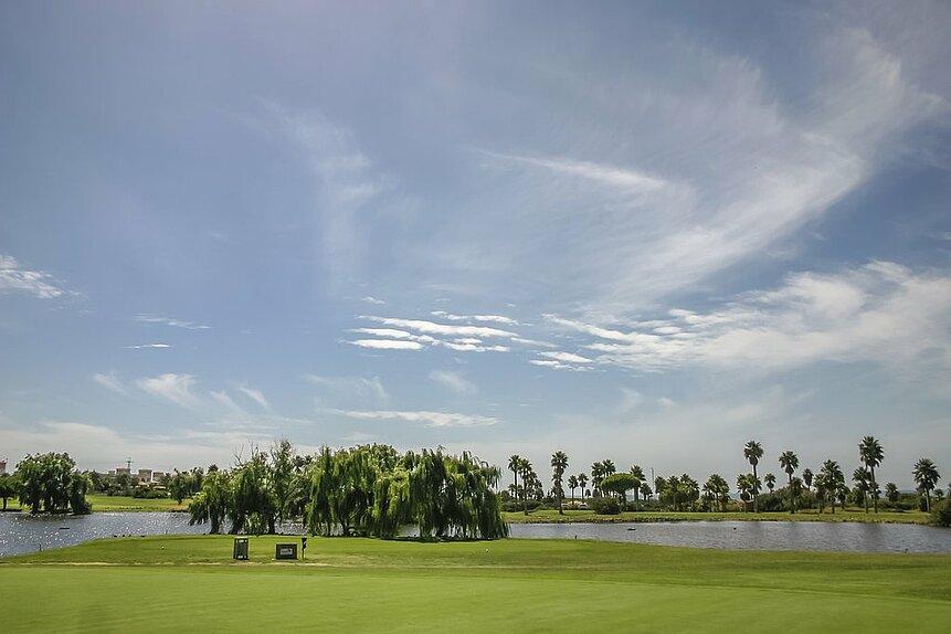 Campo del Golf Novo