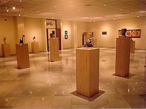 Sala de Exposiciones de la Casa de Cultura