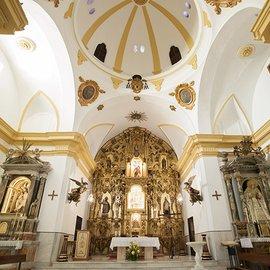 Vista Iglesia de San Telmo