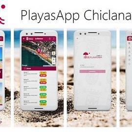 App playas Chiclana