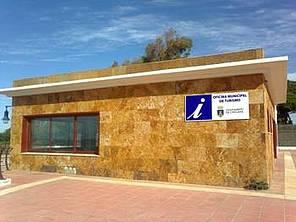 Foto del Punto de la Información Turística