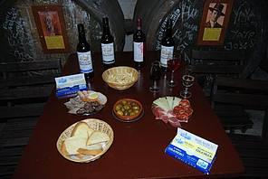 Vinos y tapas