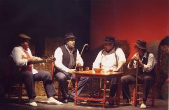 Actuación de Flamenco