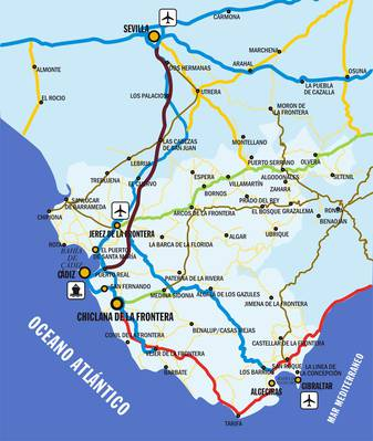 Mapa Provicia