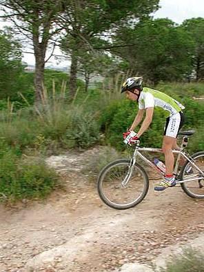Personas en bicicletas