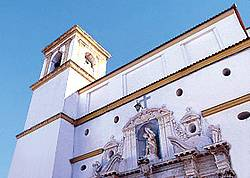 Church and Convent of Jesus Nazareno (Iglesia y convento de Jesús Nazareno)