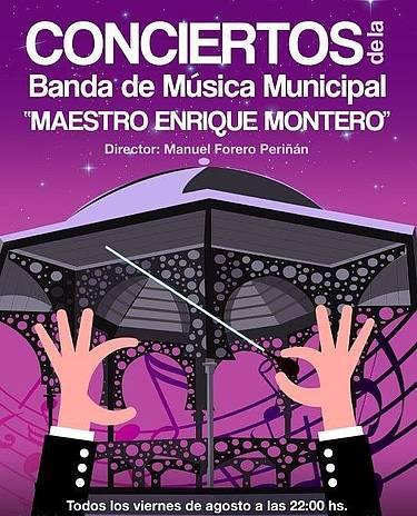 Conciertos Banda de Música
