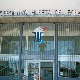 """Pabellón Polideportivo """"Huerta del Rosario"""""""